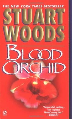Blood Orchid (Holly