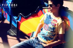 TIFFOSI KIDS Denim Collection - Summer 2013