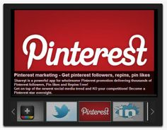 Pinterest Marketing tool || Struggling to get into spotlight? Lets give your board a blast. Check this cool social sharing app  http://shareyt.com/?r=98  Please like and repin if you find this useful.