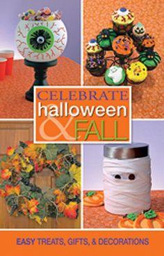 Leisure Arts - Celebrate Halloween and Fall, $2.48 (http://www.leisurearts.com/products/celebrate-halloween-and-fall.html)