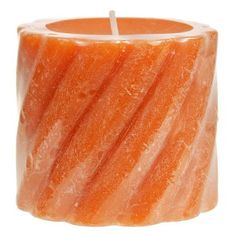 PumpkinSpiceScented Twisted Pillar Candles 2 3 Pack *** Read more reviews of the product by visiting the link on the image.