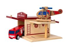 Win beautiful wooden toys from Click Clack