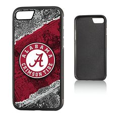 NCAA iPhone 7 Bump Case Brick Design by Keyscaper  http://allstarsportsfan.com/product/ncaa-iphone-7-bump-case-brick-design-by-keyscaper/  Officially Licensed by the NCAA Designed and printed in Portland, OR USA Precise cuts to maintain full port access
