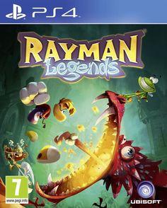 Rayman Legends: Sony Playstation 4: Amazon.fr: Jeux vidéo