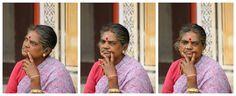 La penseuse - City Palace Jaipur