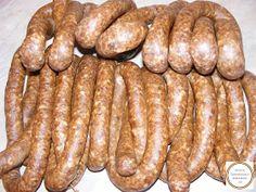 Carnati de casa Sausage, Gluten, Food, Romania, Backyard, Wallpaper, Decor, Home, Canning