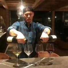 "2,626 Likes, 8 Comments - Bizarro Jensen (@s_verasani) on Instagram: ""bartender Jensen  Via @/bevinaprince IG story . . . . . . #Jensen #jensenackles #ackles…"""