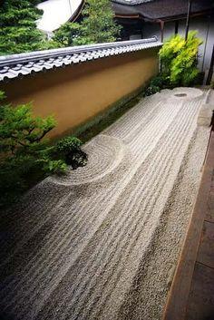 Daitoku-ji, #Kyoto, Japan: photo by Yoshihiro Miyagawa #japan #garden #zen #gardening