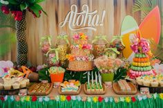 Resultado de imagem para havaiana festa
