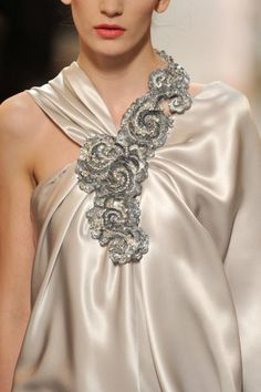 CHANEL Gorgeous  taffeta evening dress