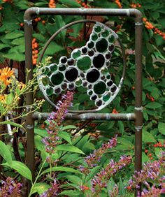 I could make something like this on a large scale with copper pipes and barrel hoops