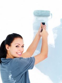 Choosing the right paint and the right color are the following steps to making this weekend undertaking happe