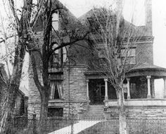 John Moses Browning Mansion (original)