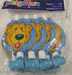 Bear In The Big Blue House Blowouts Party Future Mom
