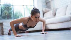 Přáli byste simítrychlejší metabolismus? Můžete sihoobstarat! Jediné, coktomu budete potřebovat, je,odhodlání vstát každý ráno o10 minut dříve. Během tohoto času stihnete sestavu 4 cviků, díky které nastartujete spalování tuků.