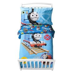 Thomas the Tank Engine Bedding Set - Toddler