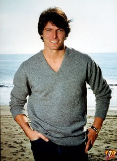 Christopher Reeve - Natural Energy 3 For more information see 9energies.com #NE2 #9energies #christopherreeve