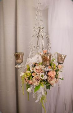 ~~ hanging floral