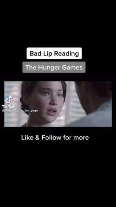 Crazy Funny Videos, Funny Video Memes, Really Funny Memes, Stupid Funny Memes, Funny Relatable Memes, Funny Texts, Funny Hunger Games, The Hunger Games, Funny Vidos