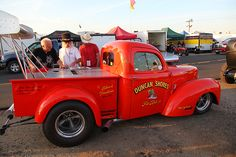 1941 Willys Pickup4cc Duncan Shores