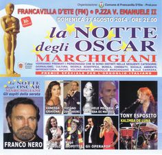 La notte degli #Oscar marchigiani