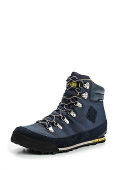 Ботинки трекинговые North Face M BACK-2-BERKELEY NL Ботинки трекинговые North Face. Цвет: синий. Материал: спилок, текстиль. Сезон: Осень-зима 2016/2017. Одежда, обувь и аксессуары/Обувь/Мужская обувь/Ботинки