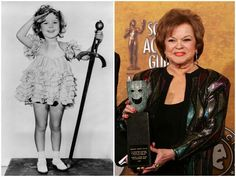February 10, 2014: The legendary Shirley Temple [Shirley Temple Black] dies at 85. She never lost her smile...