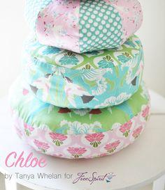Chloe pillows