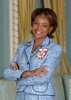CANADA: Governor General Michaelle Jean - first Black Governor of Canada. Women we admire; influential women in history #Lottie dolls #herstory