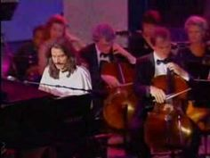 """Yanni - 'Nostalgia' (Live At The Acropolis) - This is a video of Yanni and the Royal Philarmonic Concert Orchestra performing live the song """"Nostalgia"""" at the Acropolis (Athens, Greece) on September 25, 1993 [moved video to: pinterest.com/...]"""