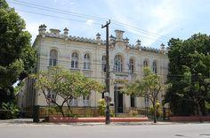 """""""Edifício da Câmara Municipal do Recife"""". #Recife. Estado de Pernambuco, Brasil."""