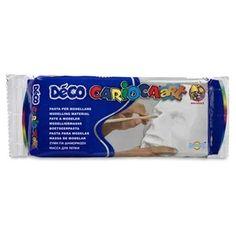 Πηλός Carioca Λευκός 500gr Facial Tissue, Personal Care, Self Care, Personal Hygiene
