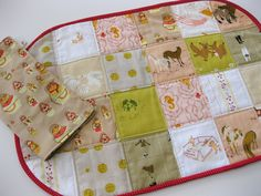 patchwork place mat