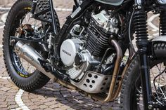 When choosing a bike to start a honda cafe racer build there are a few things that you probably think of. What you want the end product to look like and