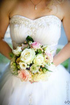wedding bouquet, Blumenstrauß Hochzeit