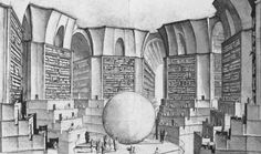Library of Babel: Artist impression 3