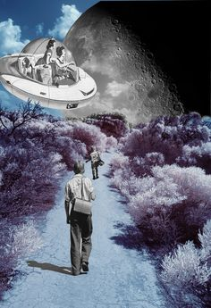 """I am convinced that UFOs exist because I've seen one."" Jimmy Carter"