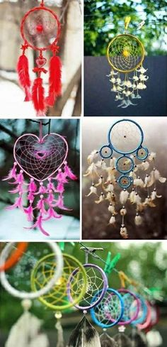 DIY Easy To Make Dreamcatcher