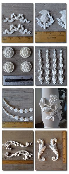Buy The Swedish Style For Less- Furniture Appliques on EBAY UK