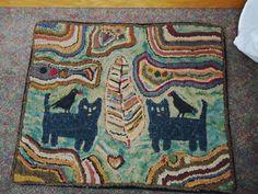 Magdalena style rug