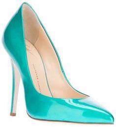 shopstyle.com: Giuseppe Zanotti Design patent stiletto pump
