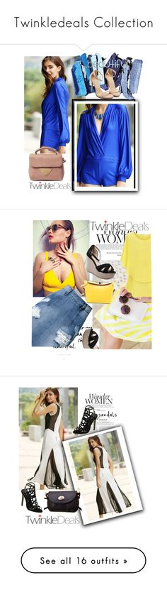 """Twinkledeals Collection"" by fahreta1992 ❤ liked on Polyvore featuring Rika, Retrò, Tiffany & Co., Robert Clergerie, vintage and Oris"