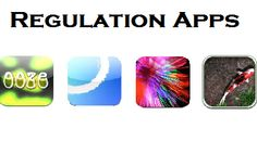 OT's with Apps: Regulation Apps-apps for individuals with autism or sensory processing disorder. Pinned by SOS Inc. Resources. Follow all our boards at pinterest.com/sostherapy for therapy resources.