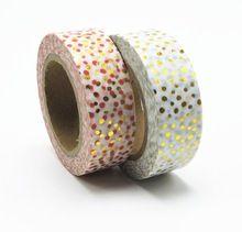 Neue Folie Washi Tape Büro Klebe Scrapbooking Werkzeuge Kawaii Für Fotoalbum Niedlich Dekorative Weihnachten Handwerk Geschenk Papier Handwerk(China (Mainland))