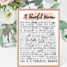 13 Last-Minute Gifts For The Feminist Ladies In Your Life Fun Prints, Wall Prints, Poem Design, Feminist Art, Last Minute Gifts, Women In History, Powerful Women, Mother Day Gifts, Strong Women