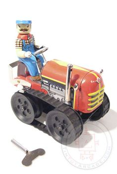 Classic toys.  Amazing site for vintage toy reproductions! tintoyarcade.com