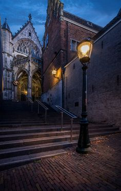 stairs to the Saint Steven's Church Mein Land, Amsterdam Netherlands, Trap, Mario, Saints, Mansions, House Styles, Europe, Motivation