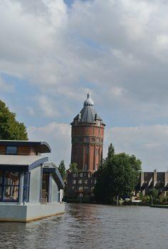Watertoren stad Groningen