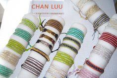 Chan Luu wrap bracelets!