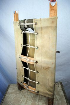 wooden backpack frame - Google Search
